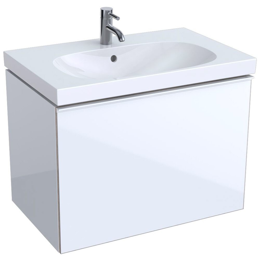 keramag acanto waschtischunterschrank 74 cm megabad. Black Bedroom Furniture Sets. Home Design Ideas