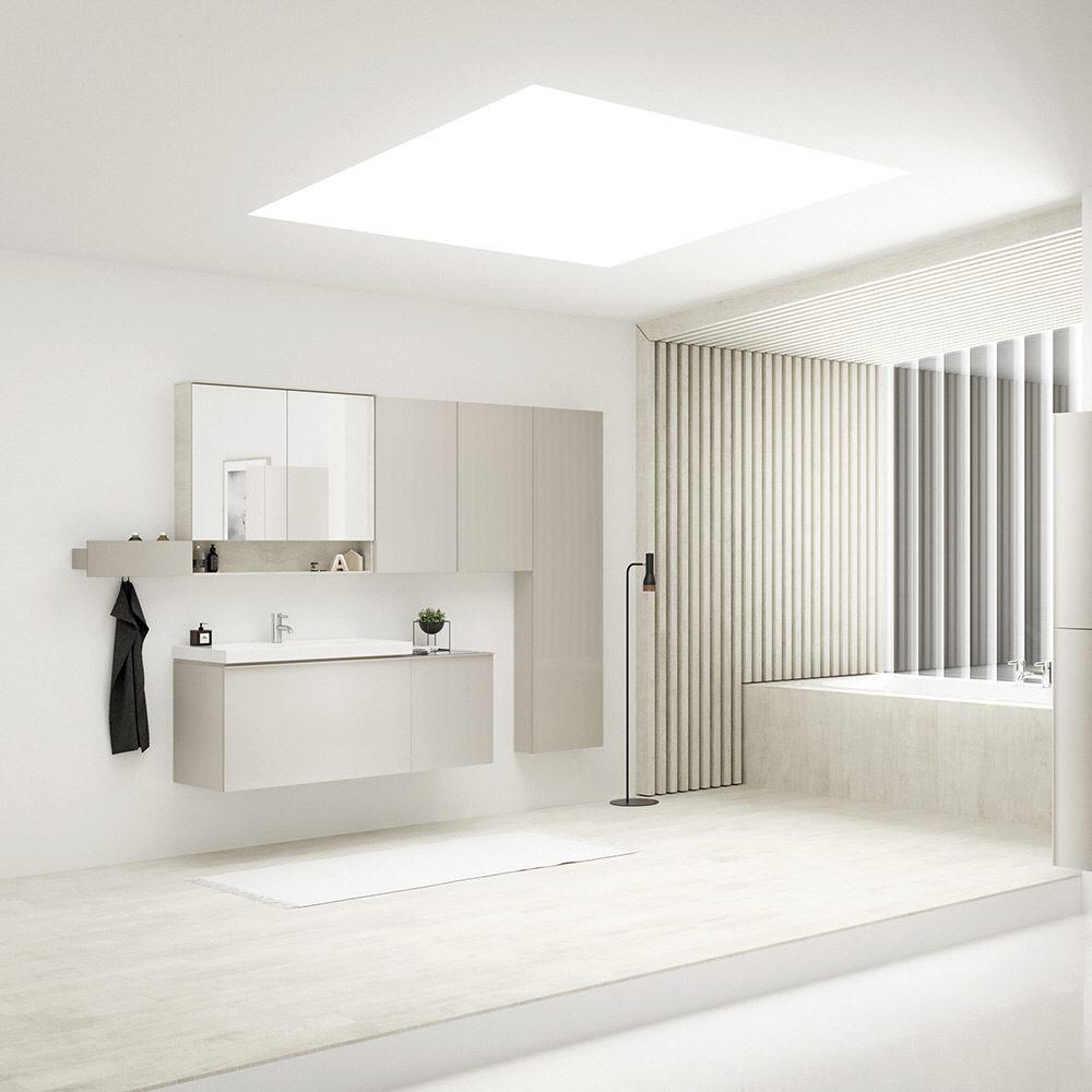 keramag acanto hochschrank 45 cm megabad. Black Bedroom Furniture Sets. Home Design Ideas
