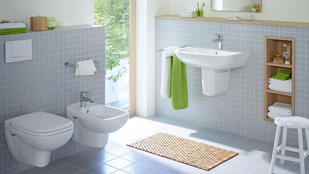 duravit d code hochwertige badeinrichtung megabad. Black Bedroom Furniture Sets. Home Design Ideas