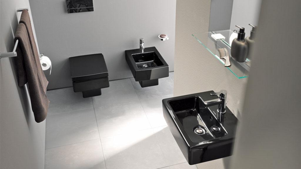 duravit vero black badkeramik megabad. Black Bedroom Furniture Sets. Home Design Ideas