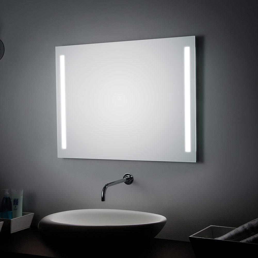 Koh i noor spiegel mit seitenbeleuchtung t5 180 x 80 cm for Spiegel 80 x 180