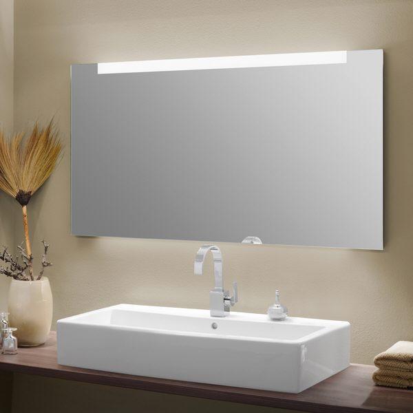 zierath altalux led spiegel hinterleuchtet 50 x 80 cm altalux5080 megabad. Black Bedroom Furniture Sets. Home Design Ideas