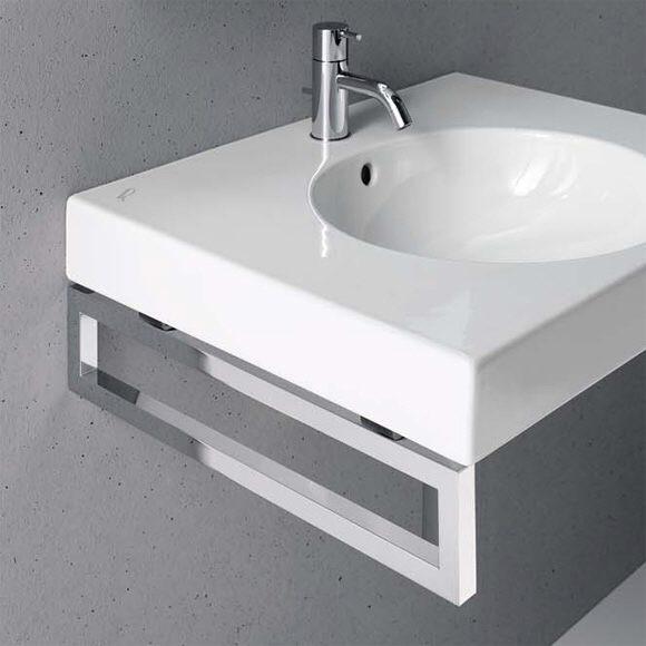 keramag preciosa ii handtuchhalter f r waschtisch megabad. Black Bedroom Furniture Sets. Home Design Ideas