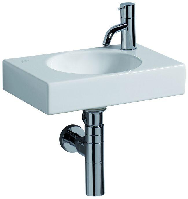 Keramag preciosa ii handwaschbecken 273240 megabad - Waschbecken von keramag ...