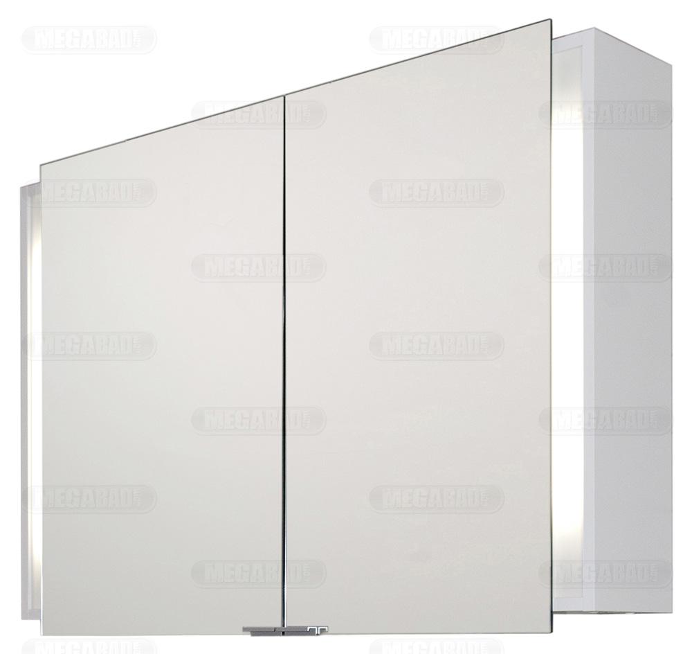 spiegelschrank 100 cm breit badezimmer 2016. Black Bedroom Furniture Sets. Home Design Ideas