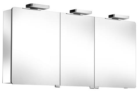 keuco elegance spiegelschrank 130 cm m schubk sten 21605171301 megabad. Black Bedroom Furniture Sets. Home Design Ideas