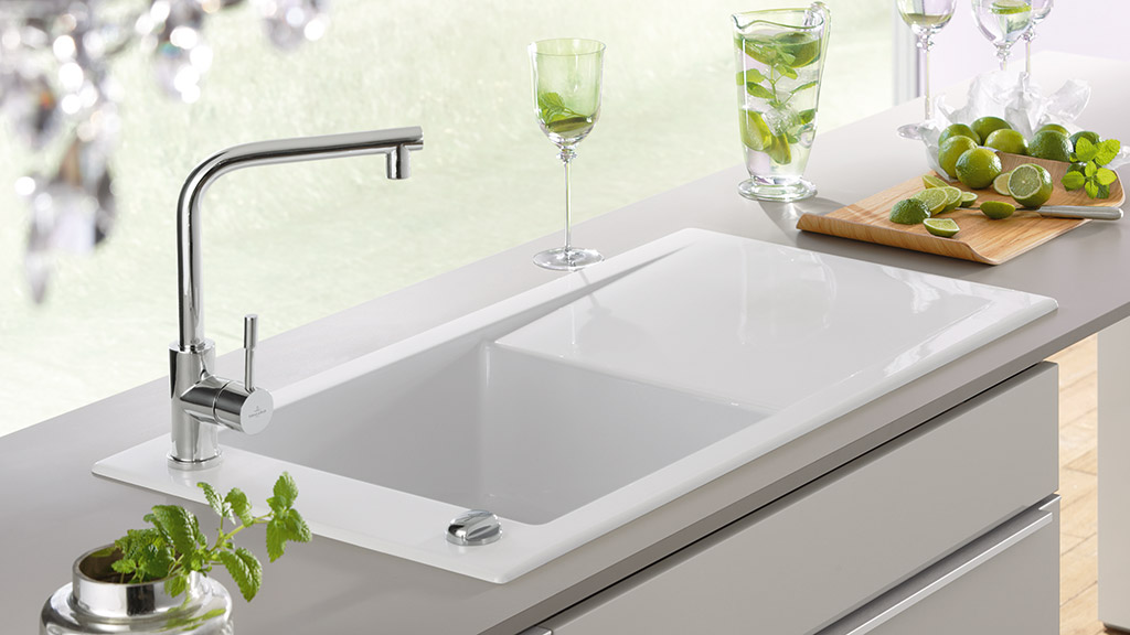 Villeroy & Boch Küchenarmaturen - MEGABAD