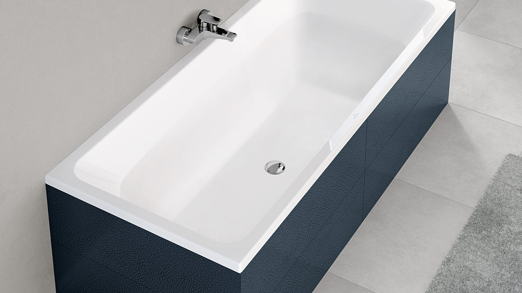 Badewanne Hersteller villeroy boch avento badewannen megabad