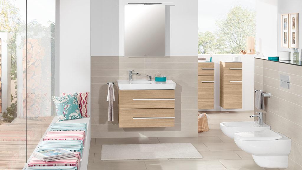 villeroy boch joyce badkeramiken und badm bel megabad. Black Bedroom Furniture Sets. Home Design Ideas
