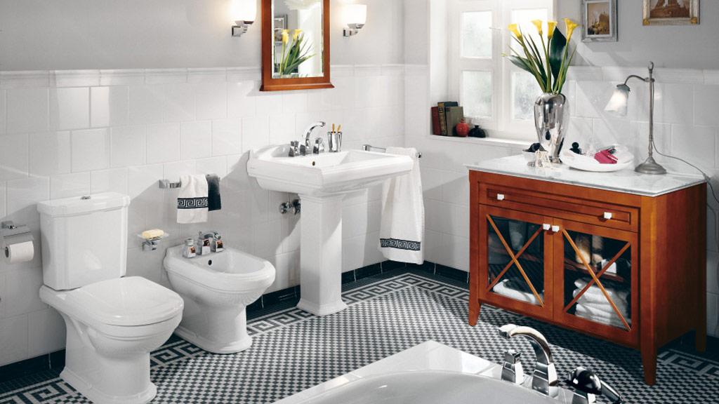 villeroy boch serie hommage megabad. Black Bedroom Furniture Sets. Home Design Ideas