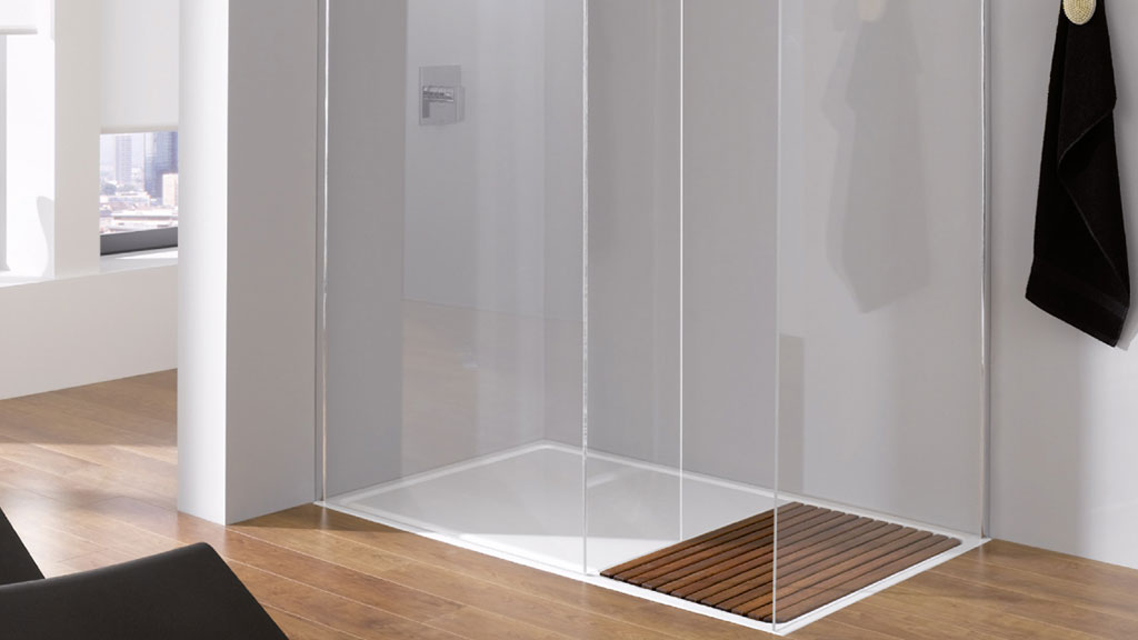 bette duschabtrennung megabad. Black Bedroom Furniture Sets. Home Design Ideas