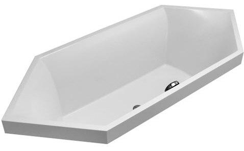 Villeroy boch squaro duo sechseck badewanne ubq190sqr6v for Badewannen hersteller