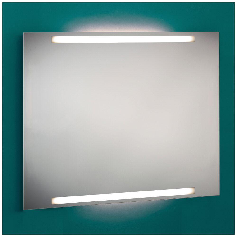 zierath como led spiegel hinterleuchtet 100 x 80 cm comoled10080 megabad. Black Bedroom Furniture Sets. Home Design Ideas