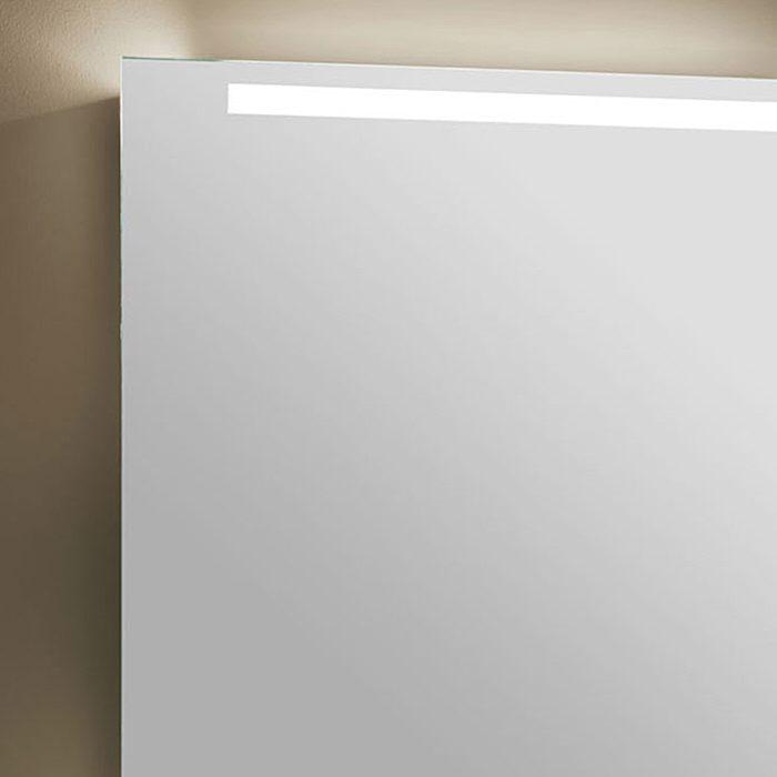 Zierath como led spiegel hinterleuchtet 60 x 70 cm for Spiegel hinterleuchtet