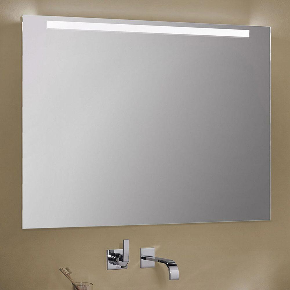 Zierath garda led spiegel hinterleuchtet 120 x 70 cm for Spiegel hinterleuchtet
