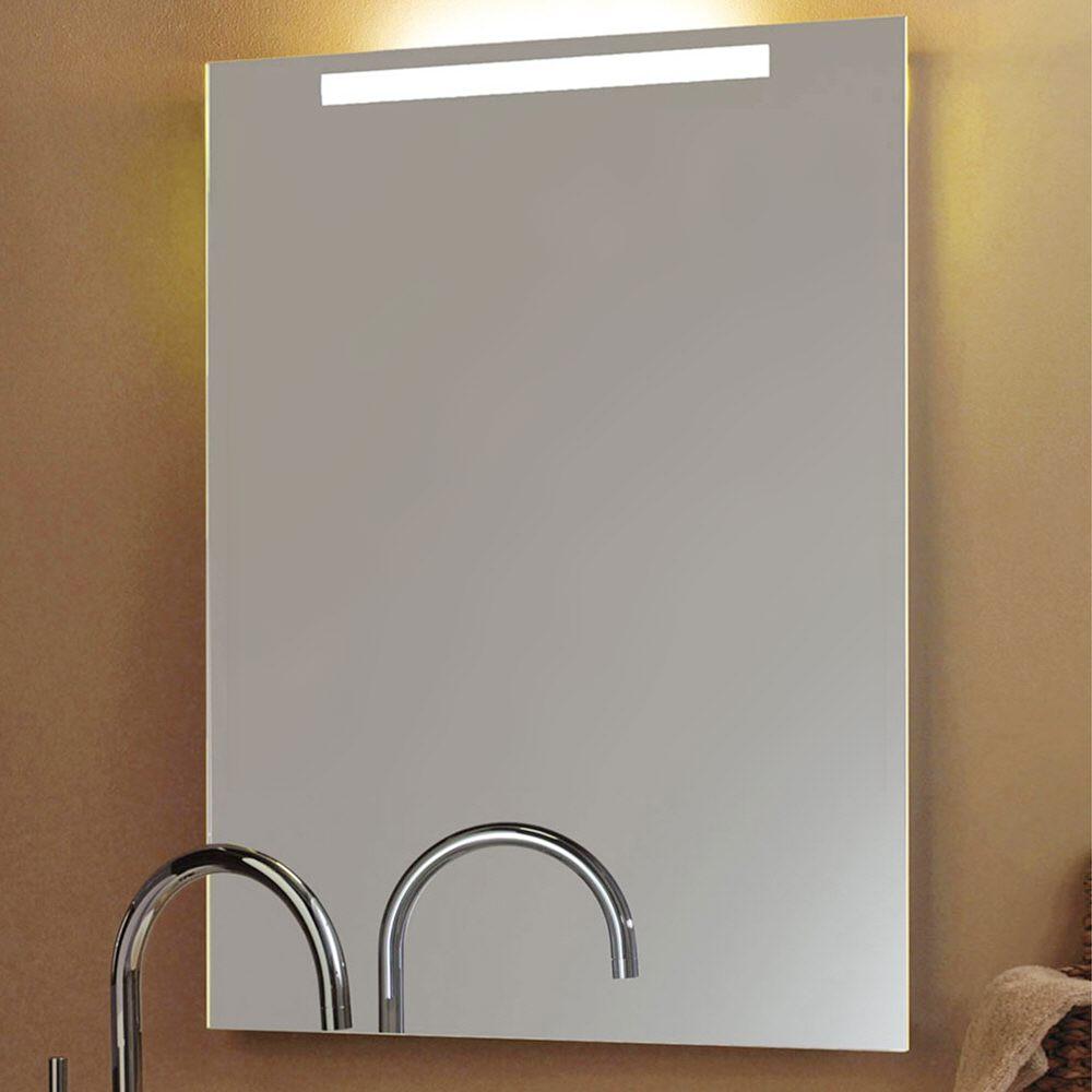 zierath garda spiegel hinterleuchtet 50 x 80 cm garda5080 megabad. Black Bedroom Furniture Sets. Home Design Ideas