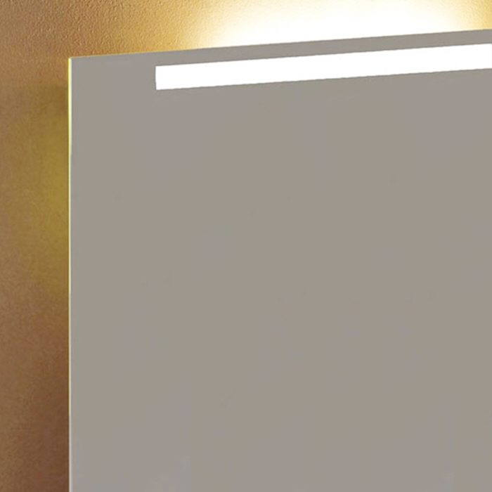 zierath garda lichtspiegel hinterleuchtet 180 x 90 cm garda18090 megabad. Black Bedroom Furniture Sets. Home Design Ideas