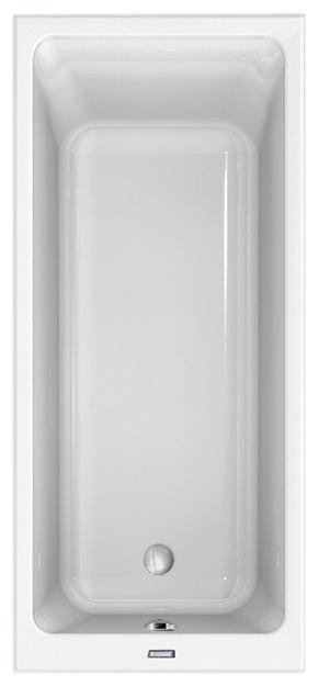 duscholux prime line 261 badewanne 180 x 75 cm megabad. Black Bedroom Furniture Sets. Home Design Ideas