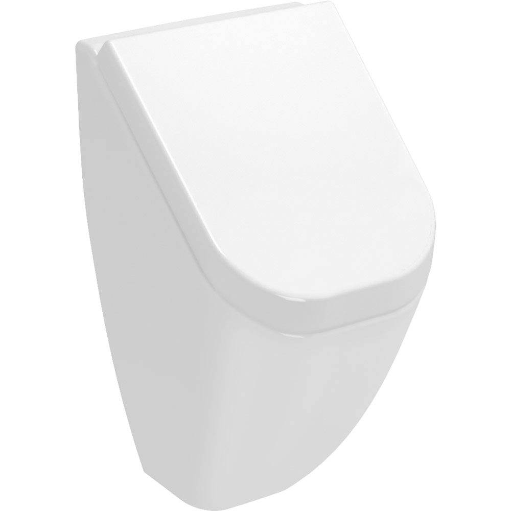 vitra pure style urinal mit deckel megabad. Black Bedroom Furniture Sets. Home Design Ideas