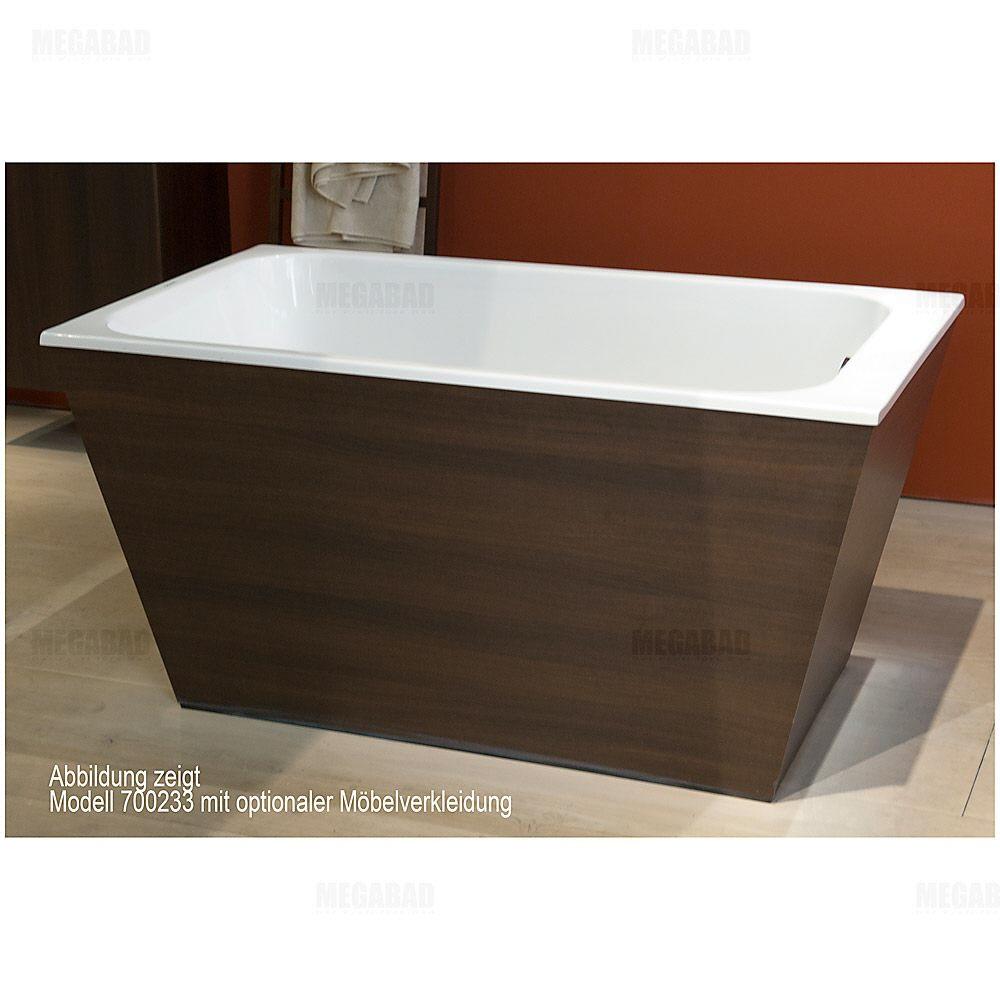 duravit durastyle einbau badewanne 140 x 80 x 56 cm 700233 megabad. Black Bedroom Furniture Sets. Home Design Ideas