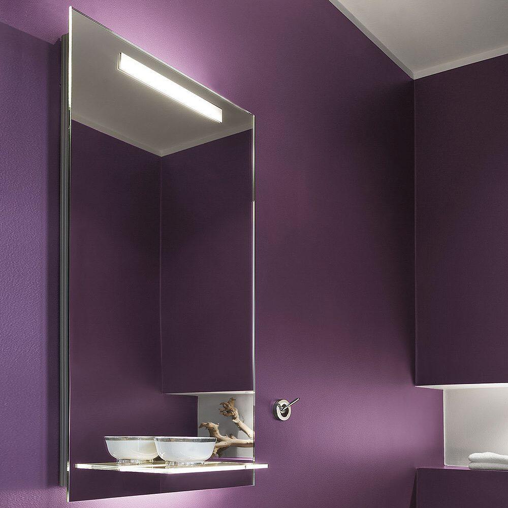 Zierath scala lichtspiegel hinterleuchtet 160 x 80 cm for Spiegel 160x80