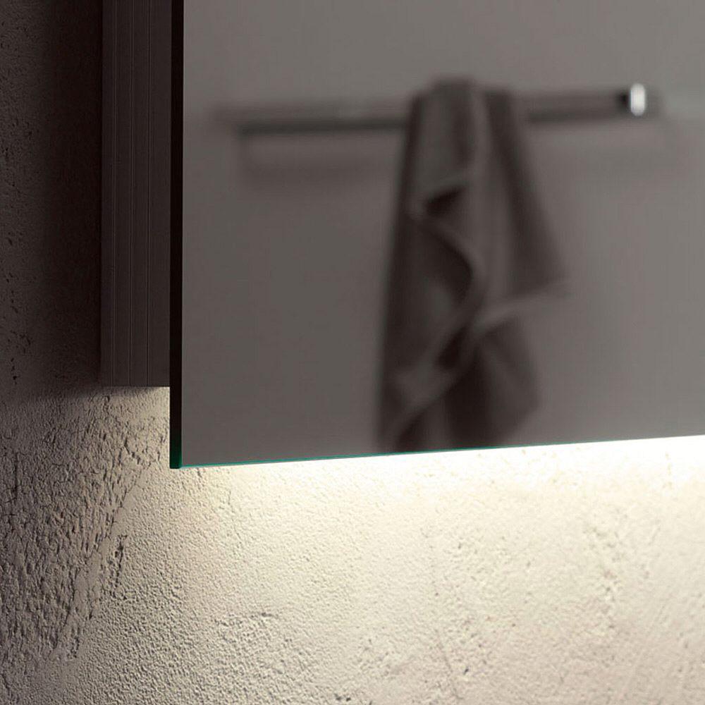 zierath trento led spiegel hinterleuchtet 60 x 80 cm trentoled6080 megabad. Black Bedroom Furniture Sets. Home Design Ideas