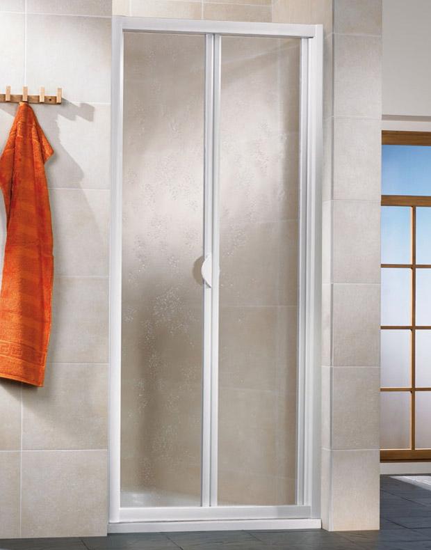 Barrierefreie Dusche Verfliesen : Faltt?r Dusche Glas Nische : Favorit Faltt?r 2 teilig f?r Dusche in