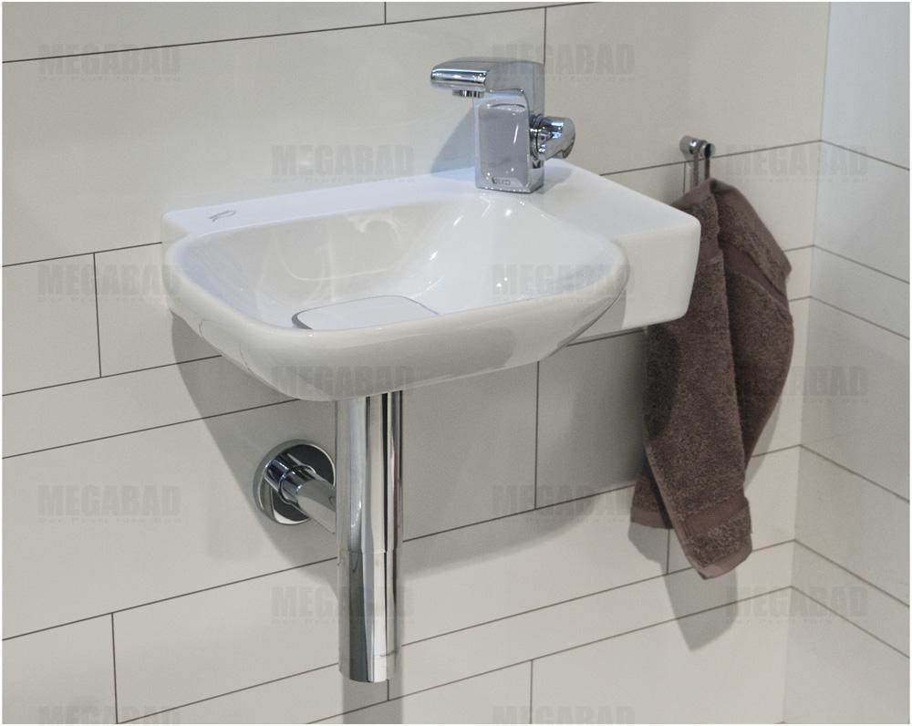keramag myday handwaschbecken 40 cm hahnloch rechts. Black Bedroom Furniture Sets. Home Design Ideas