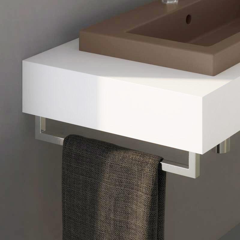 globo incantho handtuchhalter f r wandh ngenden waschtisch polcr megabad. Black Bedroom Furniture Sets. Home Design Ideas