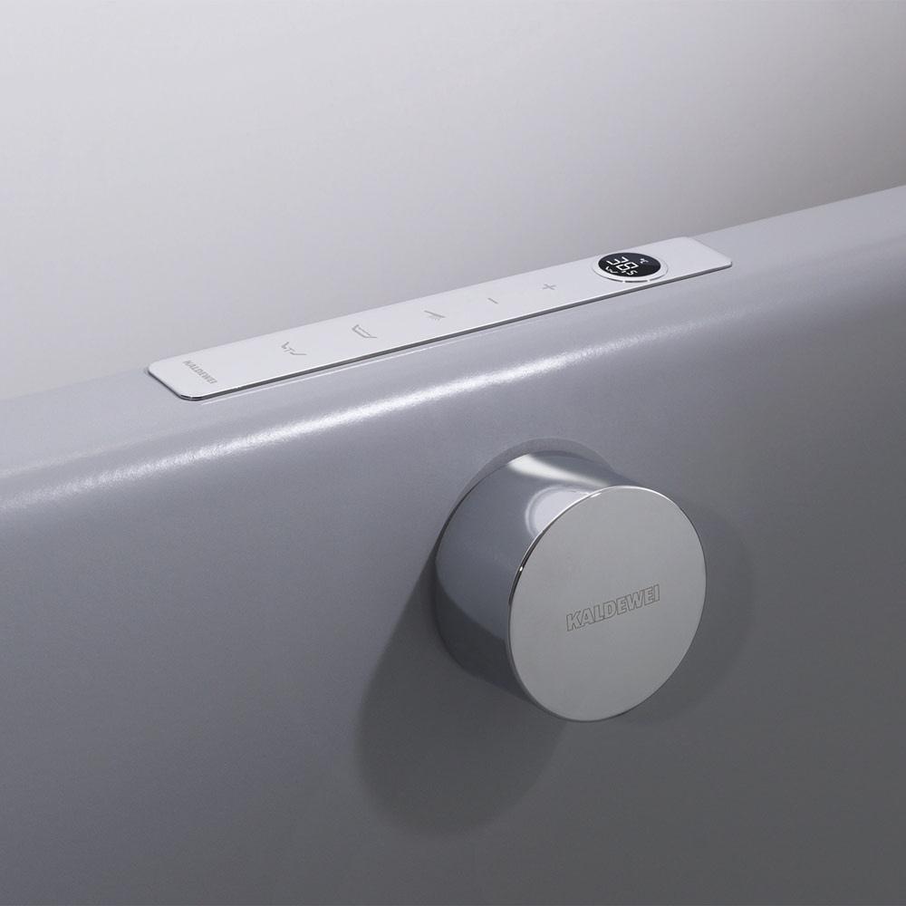 Versenkbare badewanne elegant badewanne kiel badmbel - Badewannen beleuchtung ...