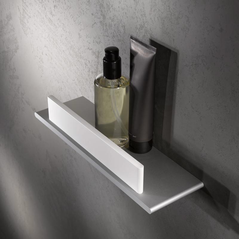 Amazon Uk Glass Bathroom Shelf