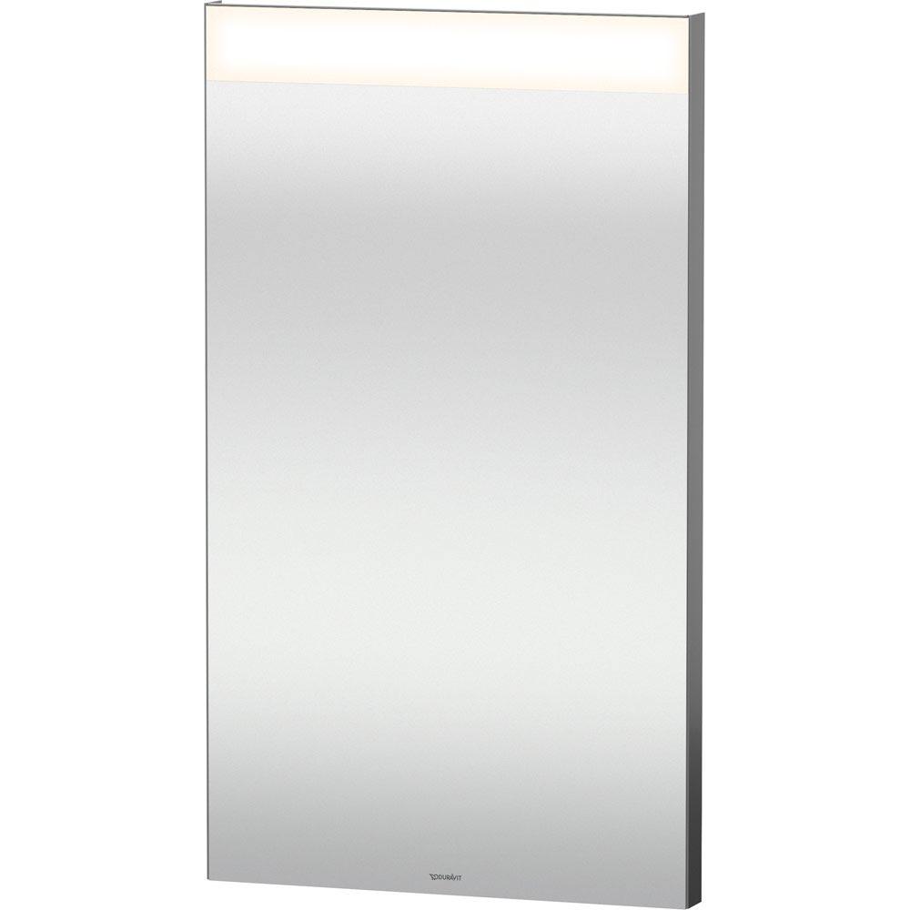 duravit spiegel good version mit beleuchtung oben und wandschaltung 40 cm lm783400000 megabad. Black Bedroom Furniture Sets. Home Design Ideas