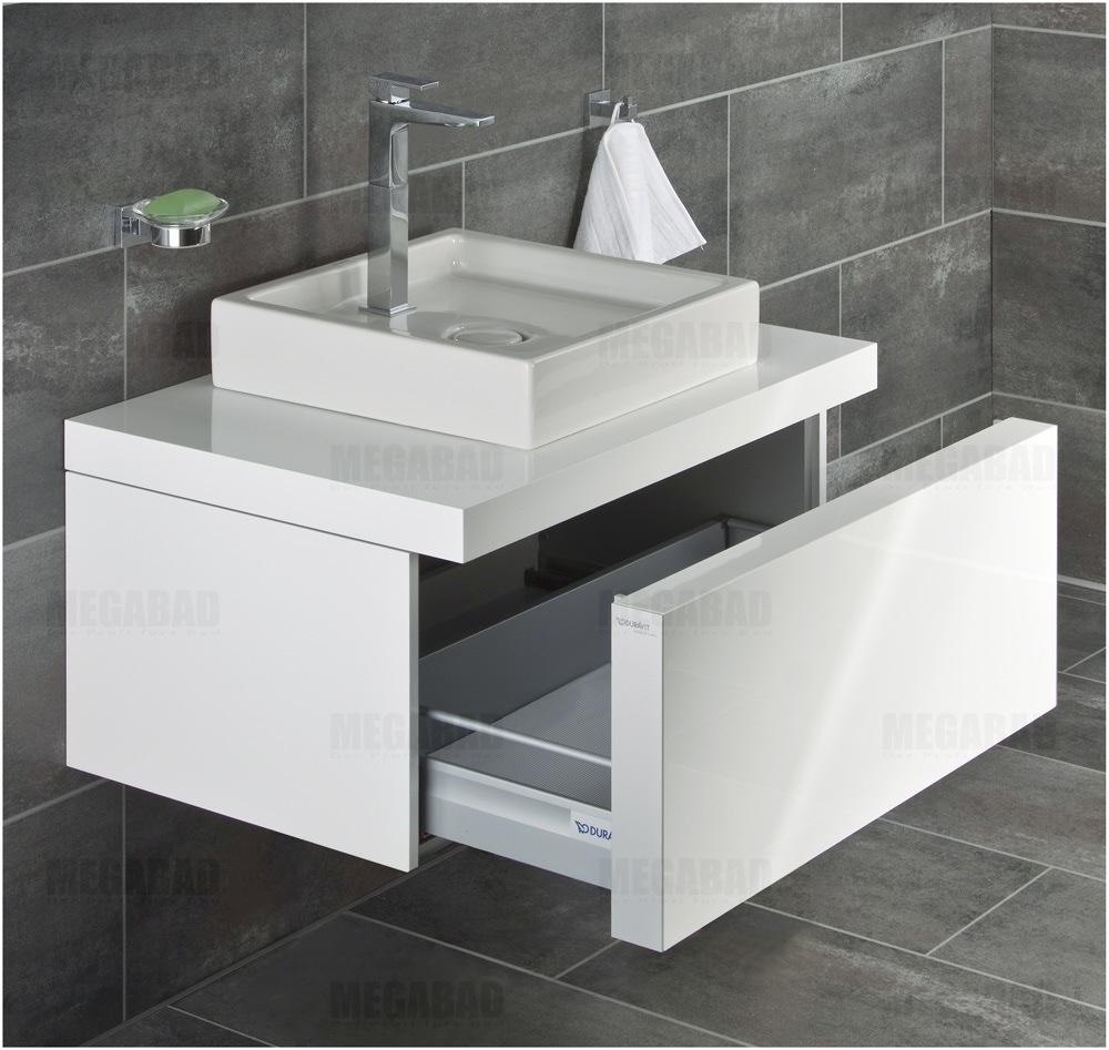 Duravit Starck 1 Waschtischunterbau wandhängend Art. S1952608585 ...