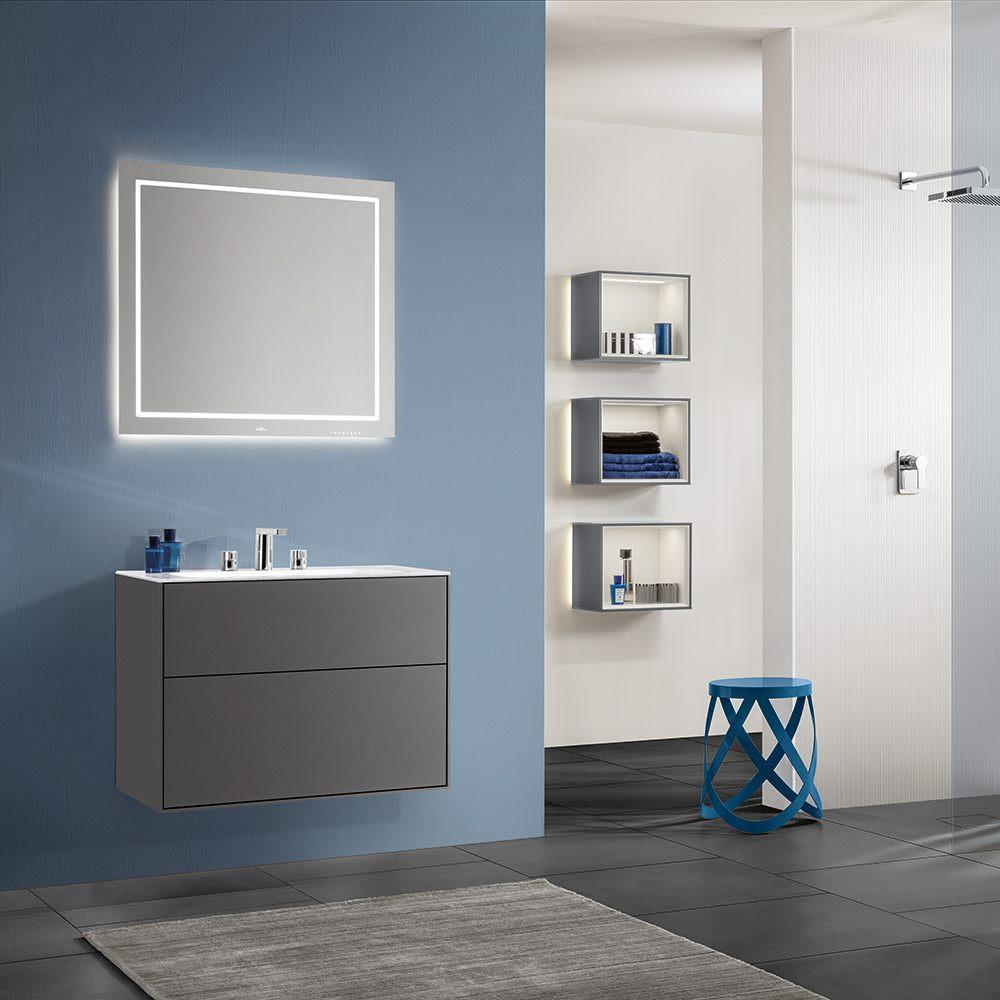 Villeroy & Boch Finion Waschtischunterschrank 79,6 cm F01000GF - MEGABAD
