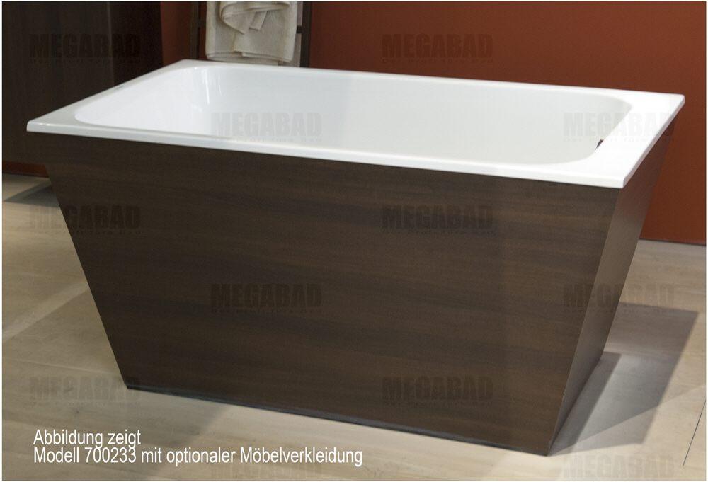 duravit durastyle einbau rechteck badewanne 700231 megabad. Black Bedroom Furniture Sets. Home Design Ideas