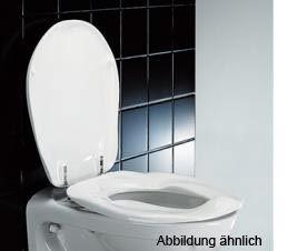 pressalit carecompletion e5 cm hoher wc sitz ergosit mit deckel megabad. Black Bedroom Furniture Sets. Home Design Ideas