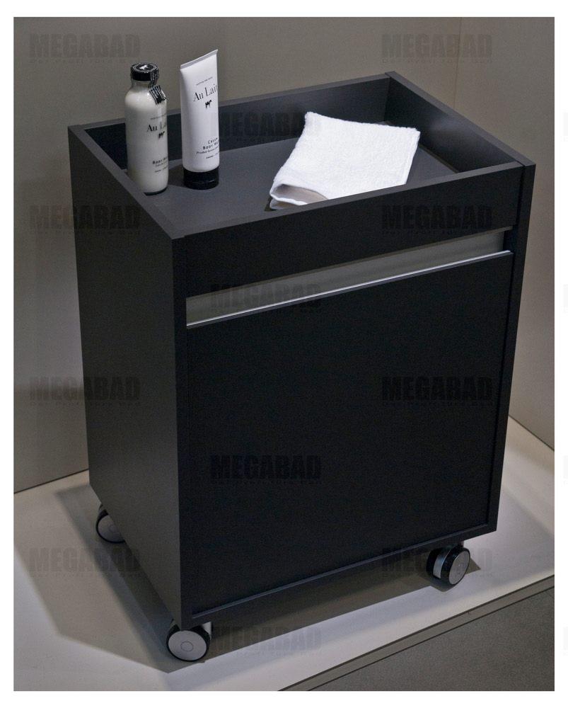 duravit ketho rollcontainer art kt253018l bei megabad. Black Bedroom Furniture Sets. Home Design Ideas