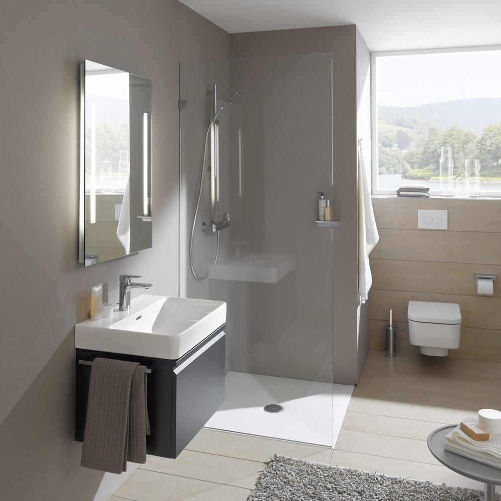laufen case spiegel 60 cm mit integrierter beleuchtung senkrecht ohne schalter h4472229961441. Black Bedroom Furniture Sets. Home Design Ideas