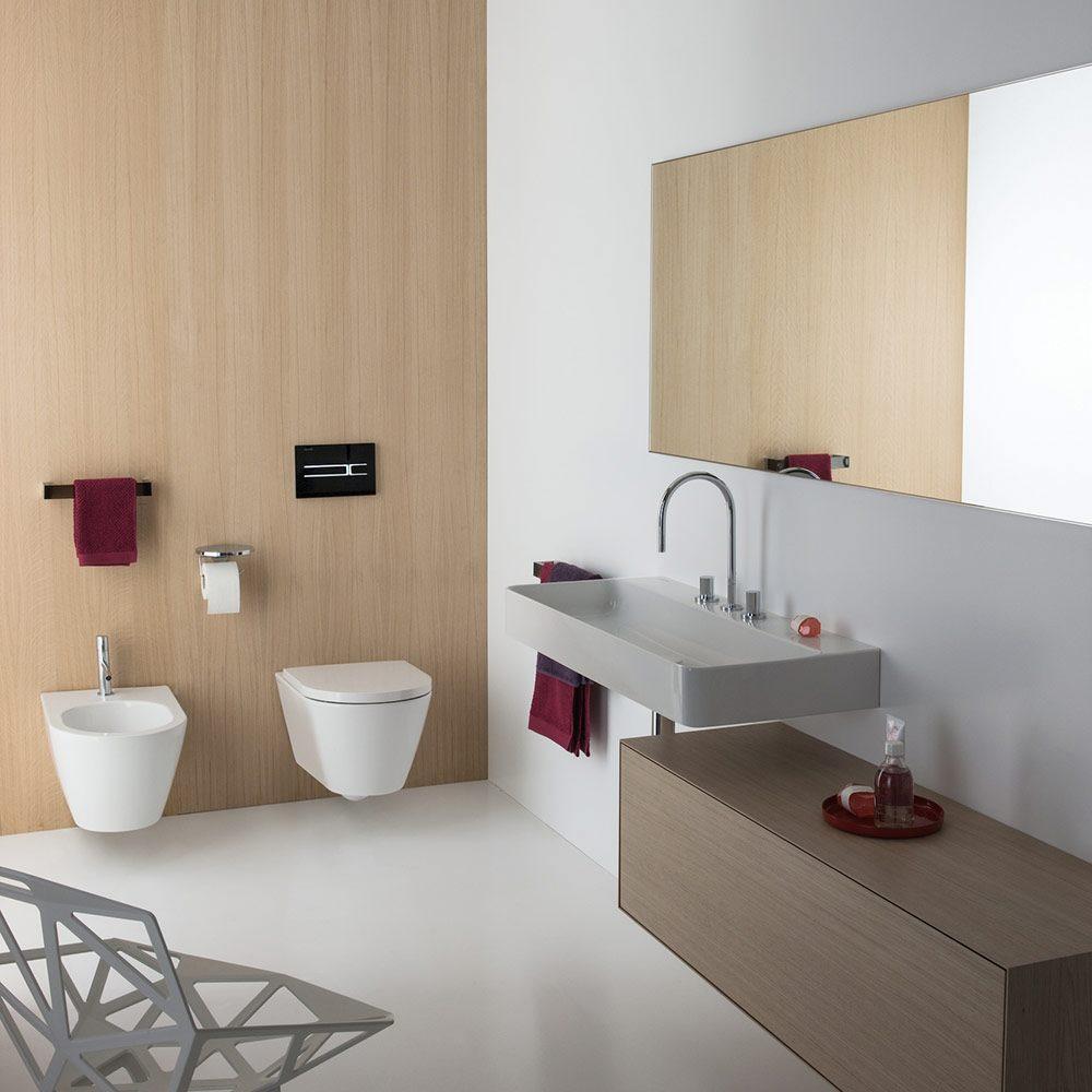 laufen val waschtisch unterbauf hig 75 x 42 cm mit 1. Black Bedroom Furniture Sets. Home Design Ideas