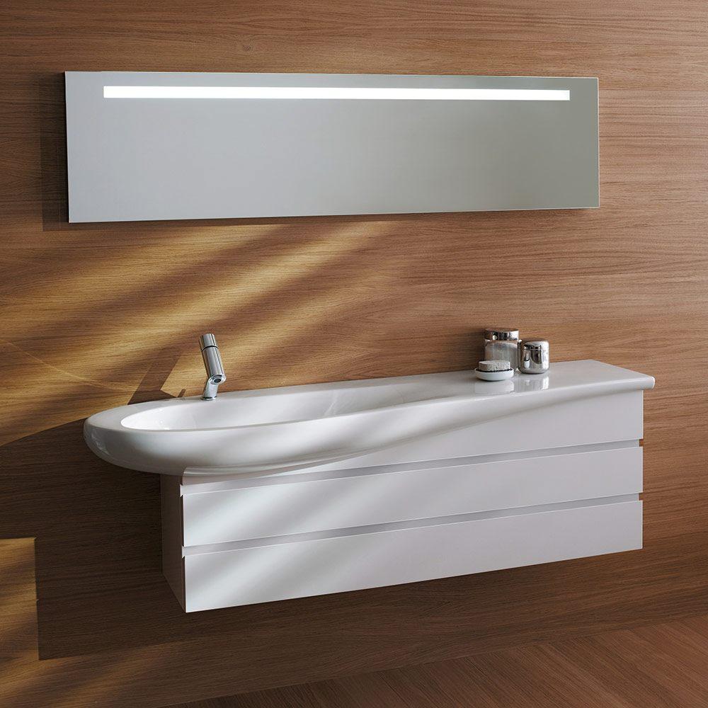 laufen il bagno alessi waschtisch 160 cm art 8149714001041 megabad. Black Bedroom Furniture Sets. Home Design Ideas
