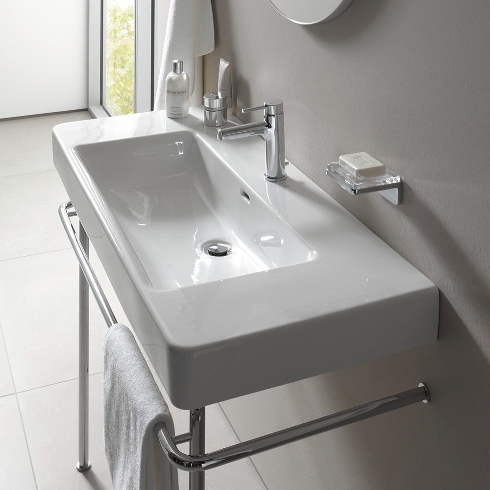 laufen pro s waschtisch 105 cm 8139660001041 megabad. Black Bedroom Furniture Sets. Home Design Ideas
