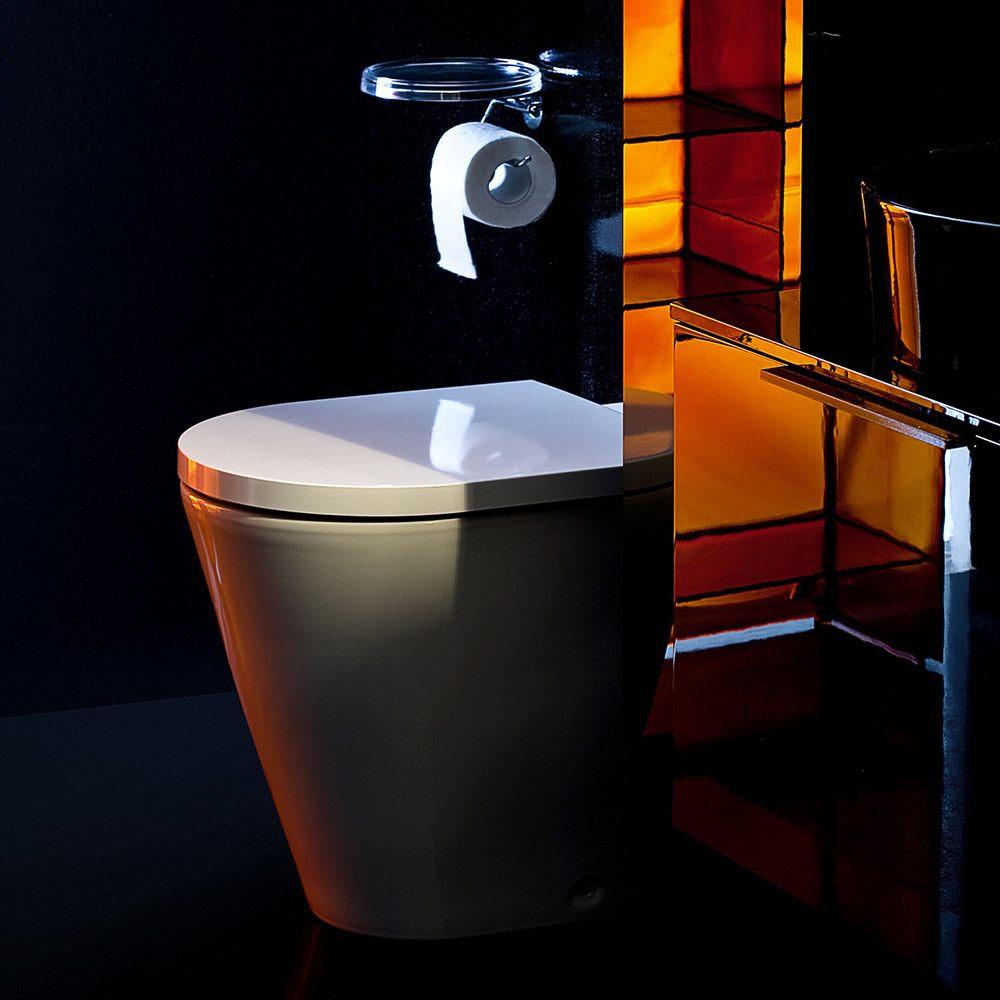 laufen kartell stand wc tiefsp ler f r standsp lkasten 8233310000001 megabad. Black Bedroom Furniture Sets. Home Design Ideas