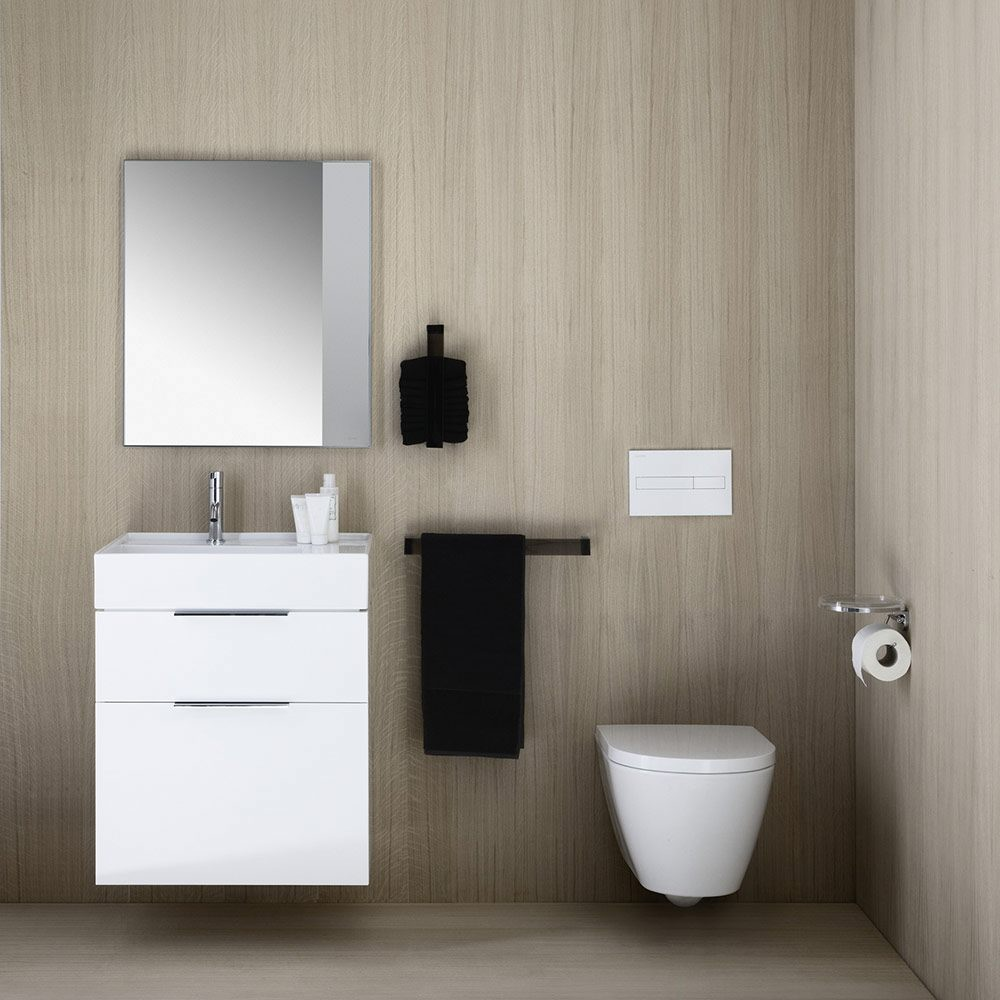 laufen kartell wand wc tiefsp ler 820331 megabad. Black Bedroom Furniture Sets. Home Design Ideas