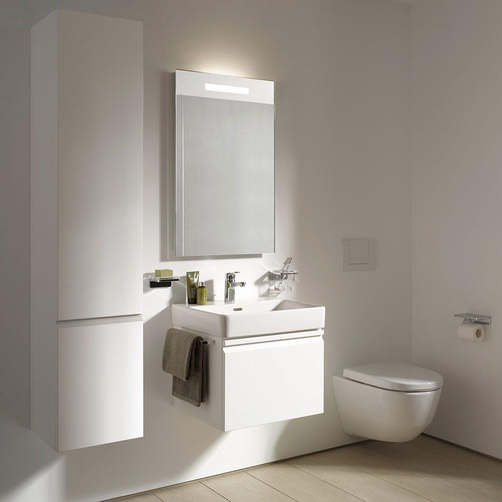 laufen pro wand wc mit geschlossenem sp lrand 820956. Black Bedroom Furniture Sets. Home Design Ideas