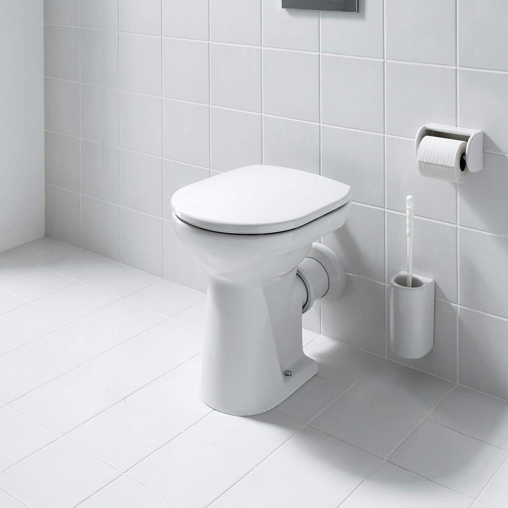 laufen wc sitz mit deckel h8929510000001 megabad. Black Bedroom Furniture Sets. Home Design Ideas