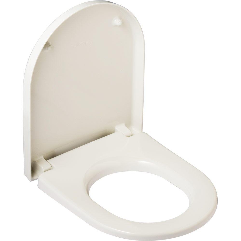 laufen pro wc sitz mit abnehmbarem deckel und. Black Bedroom Furniture Sets. Home Design Ideas