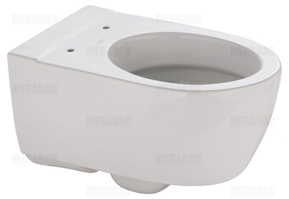 Hervorragend Keramag iCon Wand-Tiefspül-WC 204000 - MEGABAD CQ82