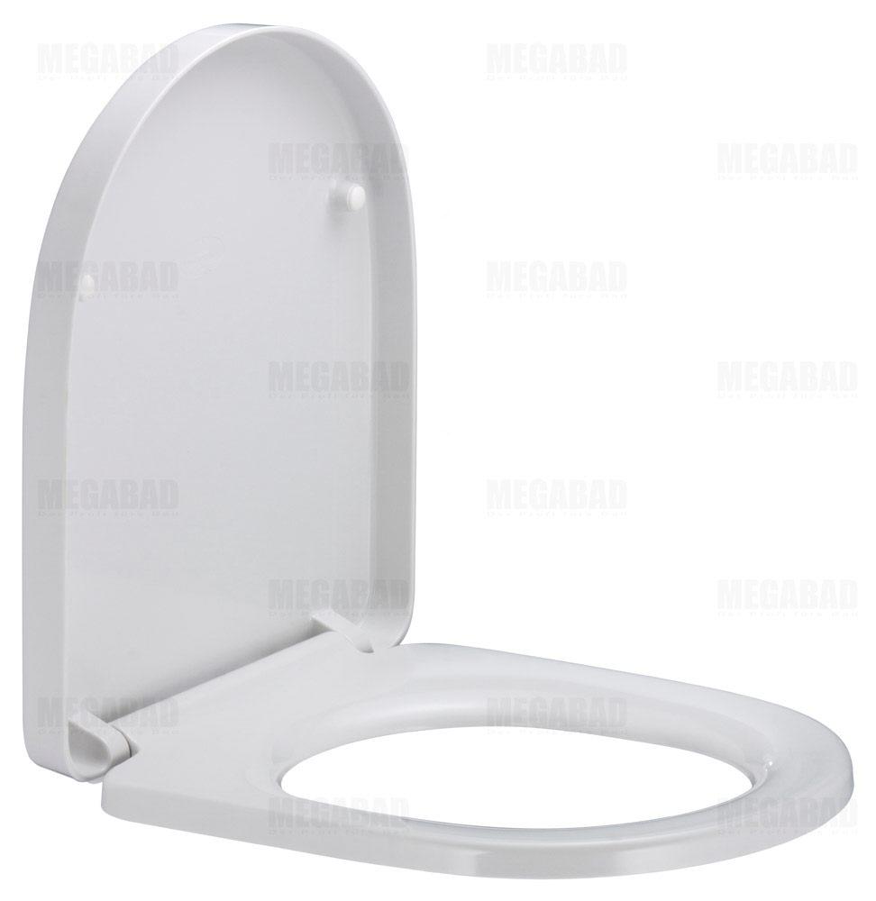 villeroy boch wc sitz 9m35s101 mit soft close. Black Bedroom Furniture Sets. Home Design Ideas