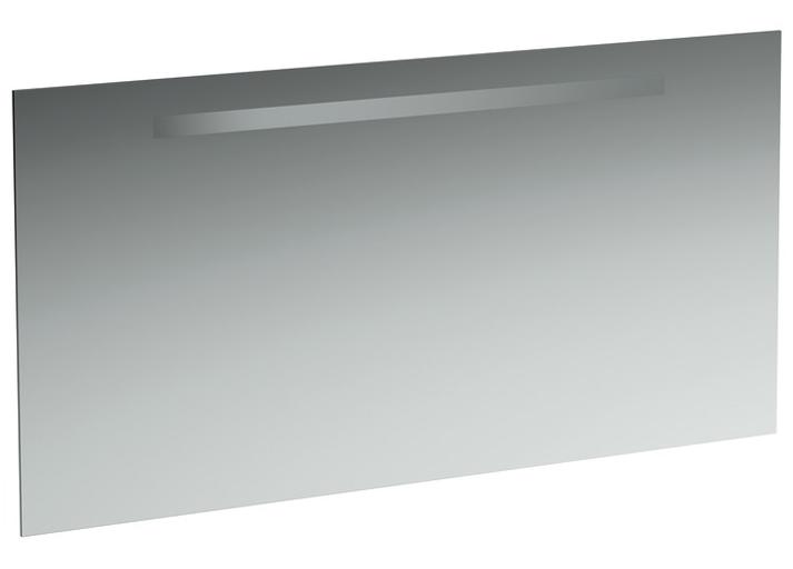 laufen case spiegel 120 cm mit integrierter beleuchtung waagerecht ohne schalter h4472619961441. Black Bedroom Furniture Sets. Home Design Ideas