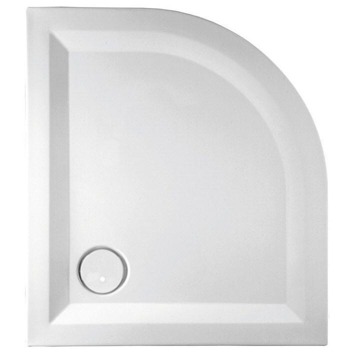 mauersberger viertelkreis duschwanne albis100 0 x 80 0 x 2. Black Bedroom Furniture Sets. Home Design Ideas